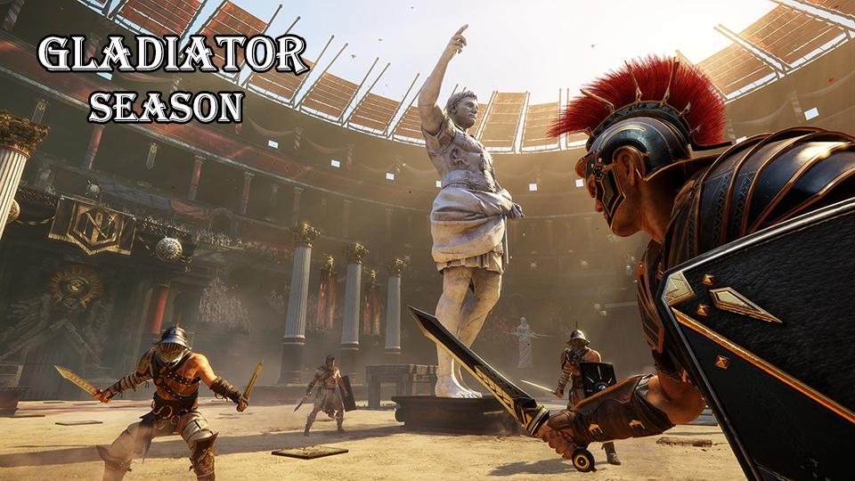 Gladiator Season